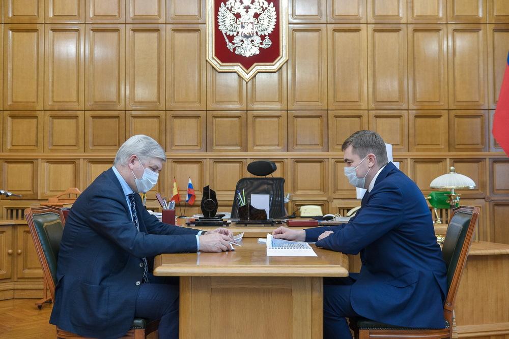 Фото пресс-службы правительства Воронежской области