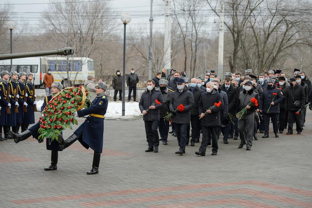 Торжественная церемония прошла в Воронеже