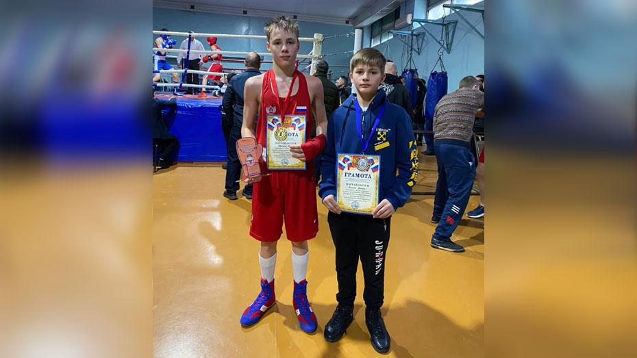 Даниил Леонов (справа) и Илья Шуняев.