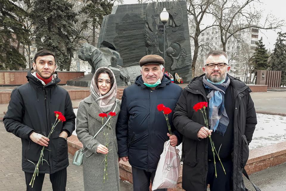 Фото – Воронежский дом дружбы