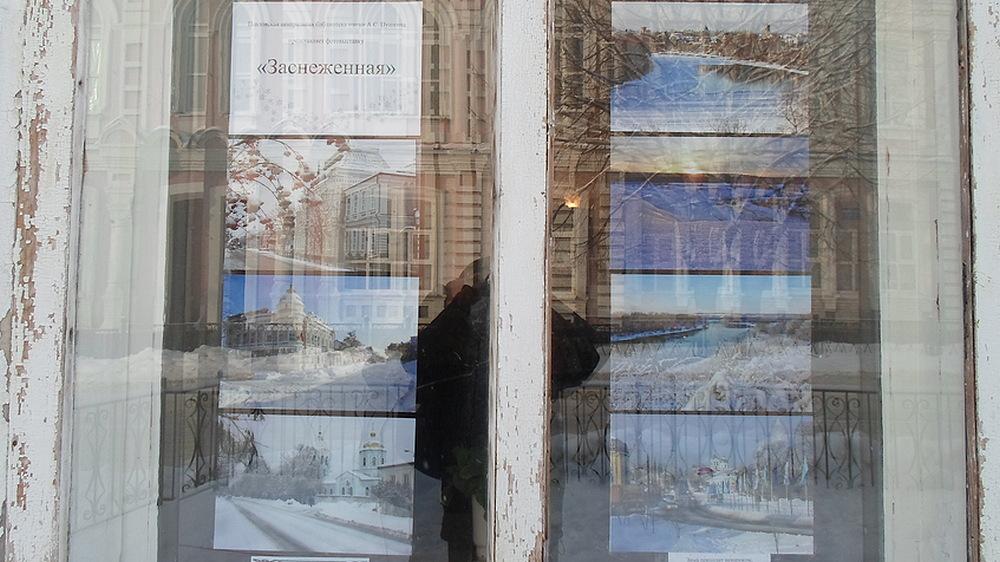 Выставка «Заснеженная» будет работать до конца зимы