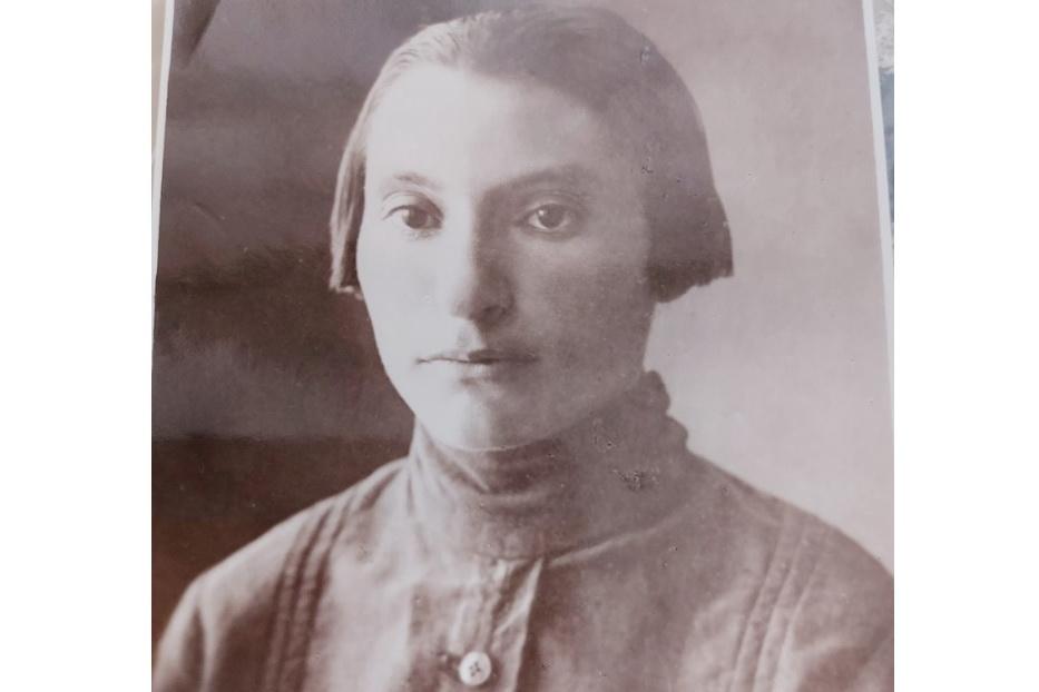 Мария Иванова. Фото предоставлено правнучкой Галиной Лазаревой