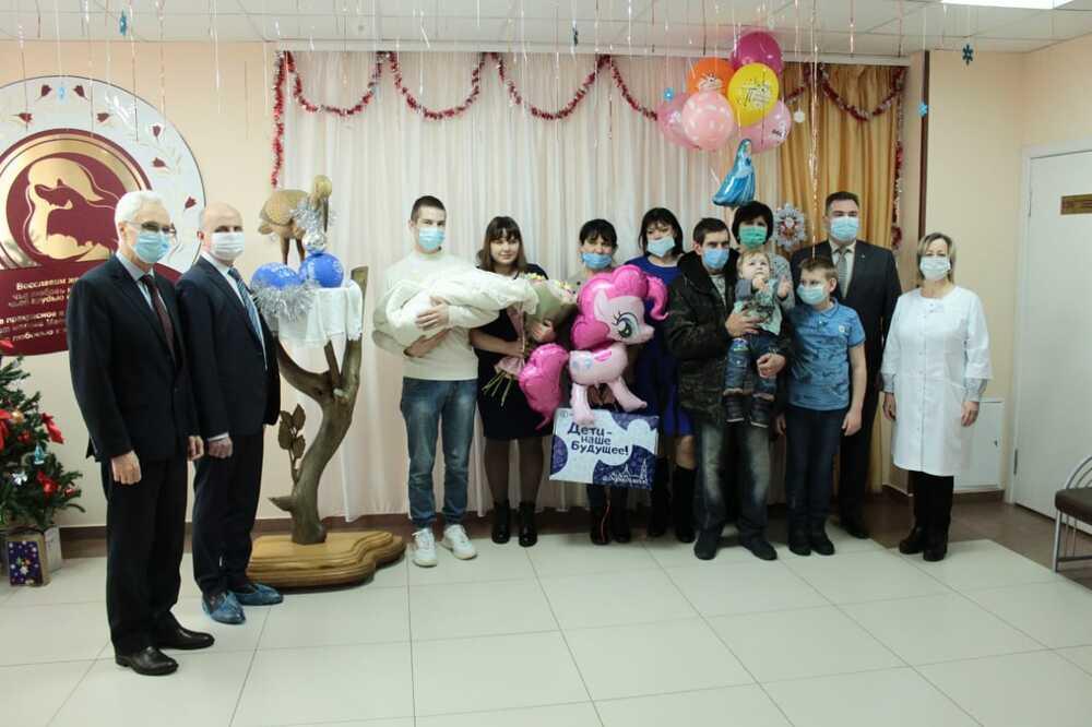 Подарочный набор молодой семье в Борисоглебске