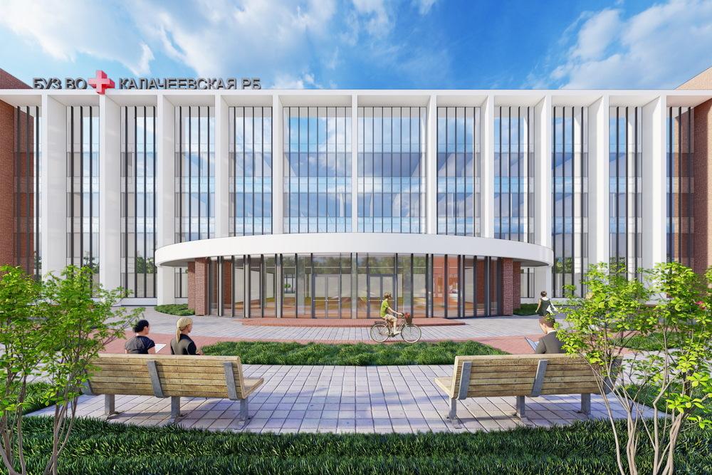 В Воронежской области построят новую райбольницу