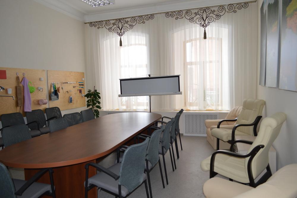Центр дневного пребывания для пожилых и инвалидов.