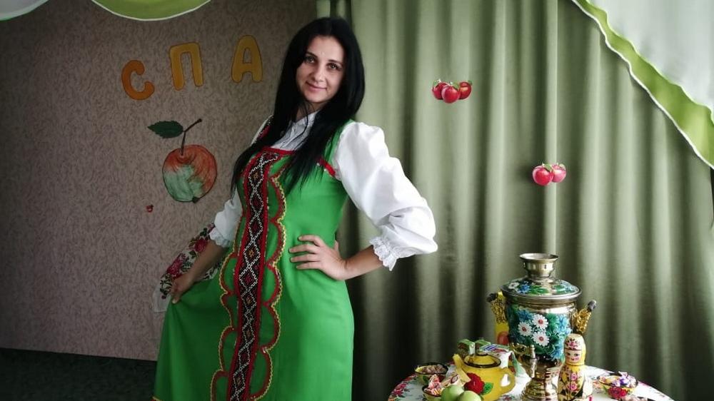 Надежда Бакаева