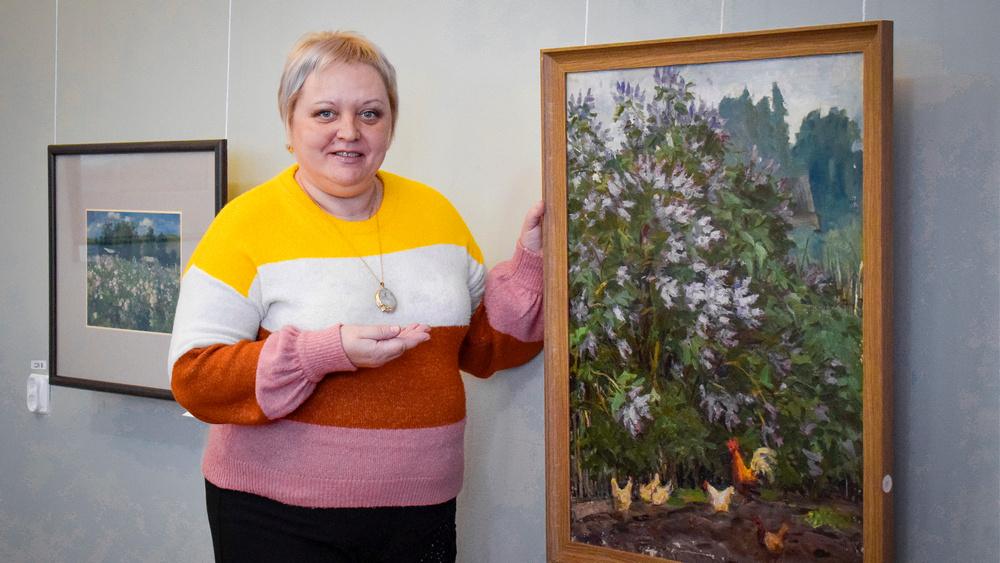 Музей приглашает на выставкулискинцев и гостей города
