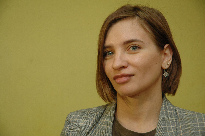 Прыгунья в воду Наталья Гончарова
