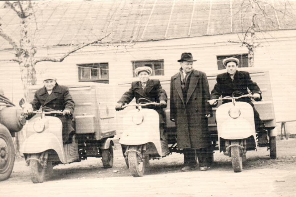 Ававрийная бригада, 1960-е