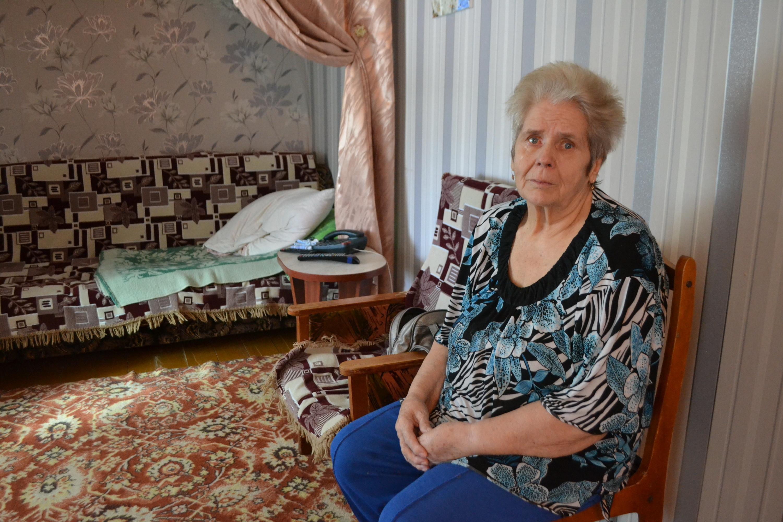 Мать Сергея Татьяна Ивановна