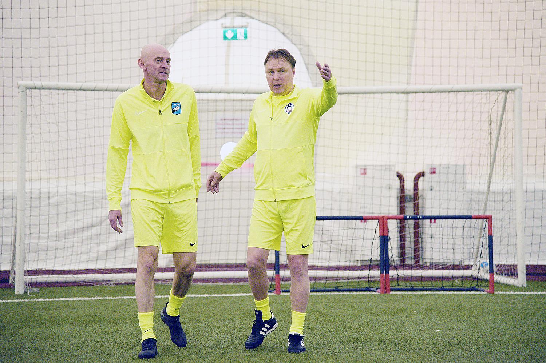 Виктор Онопко и Игорь Колыванов