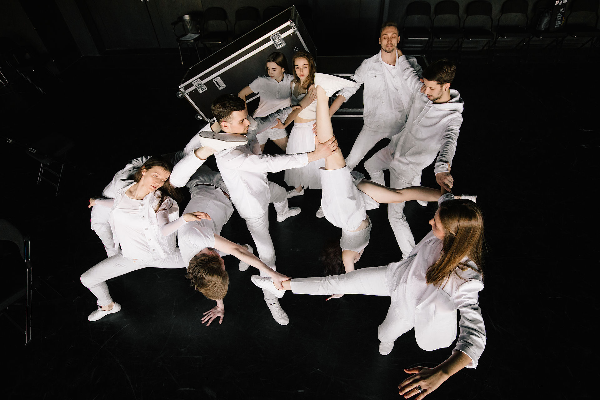 танцевальная труппа Камерного театра