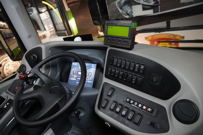 Новые автобусы в Воронеже