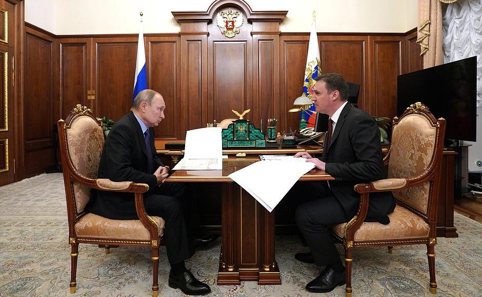 Фото– kremlin.ru
