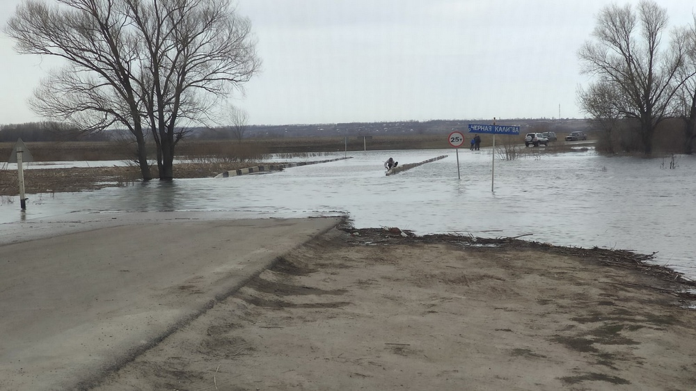 Специалисты мониторят паводковую ситуацию