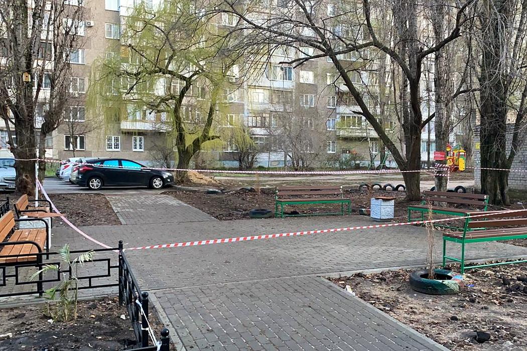Место преступления. Фото– пресс-служба СУ СК по Воронежской области