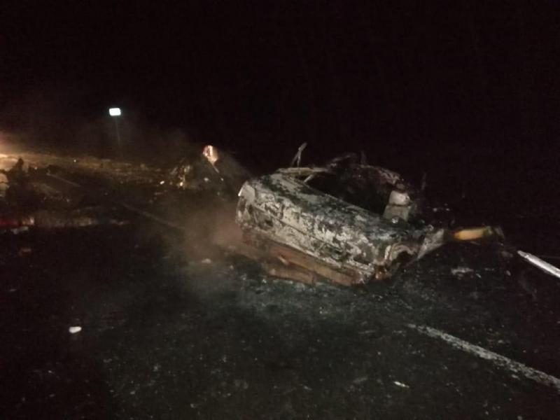 Смертельная авария в Аннинском районе Воронежской области