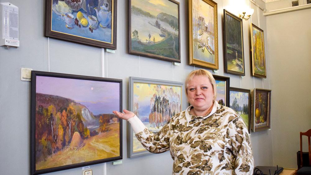 Экспозиция приурочена к 70-летию художника и будет работать до конца мая