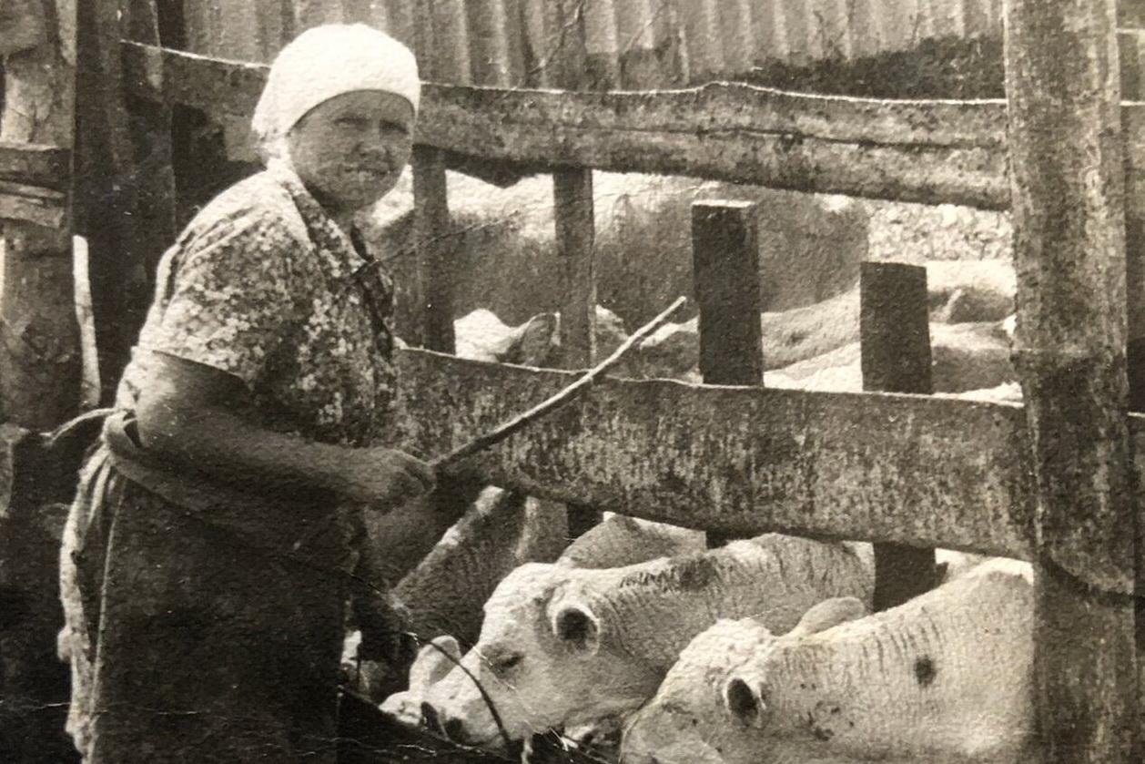 Фото – из архива Веры Стрелец
