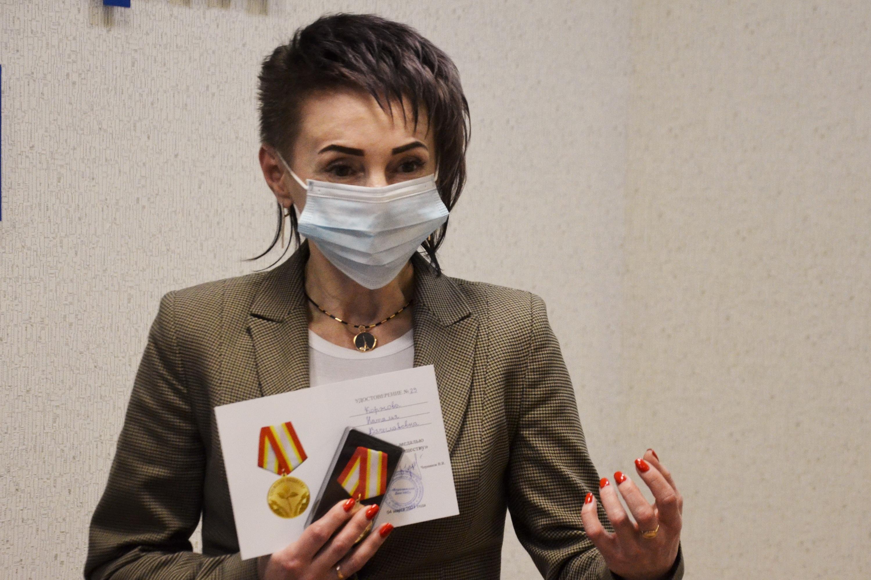 Руководитель проектов Центра содействия профилактике социально значимых заболеваний «Ты не один» Наталья Коржова
