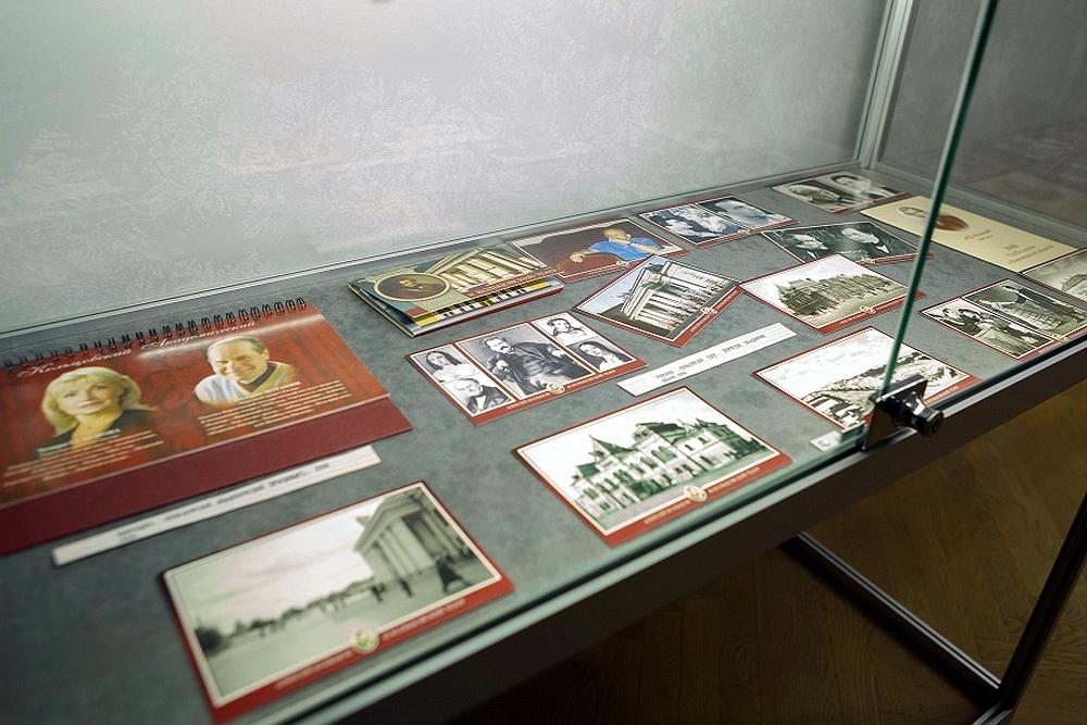 Выставка открылась в Воронежском театре драмы
