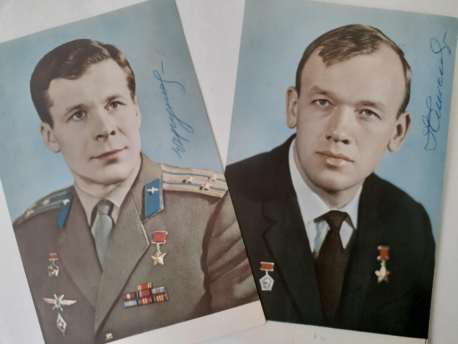 Евгений Хрунов и Алексей Алексеев