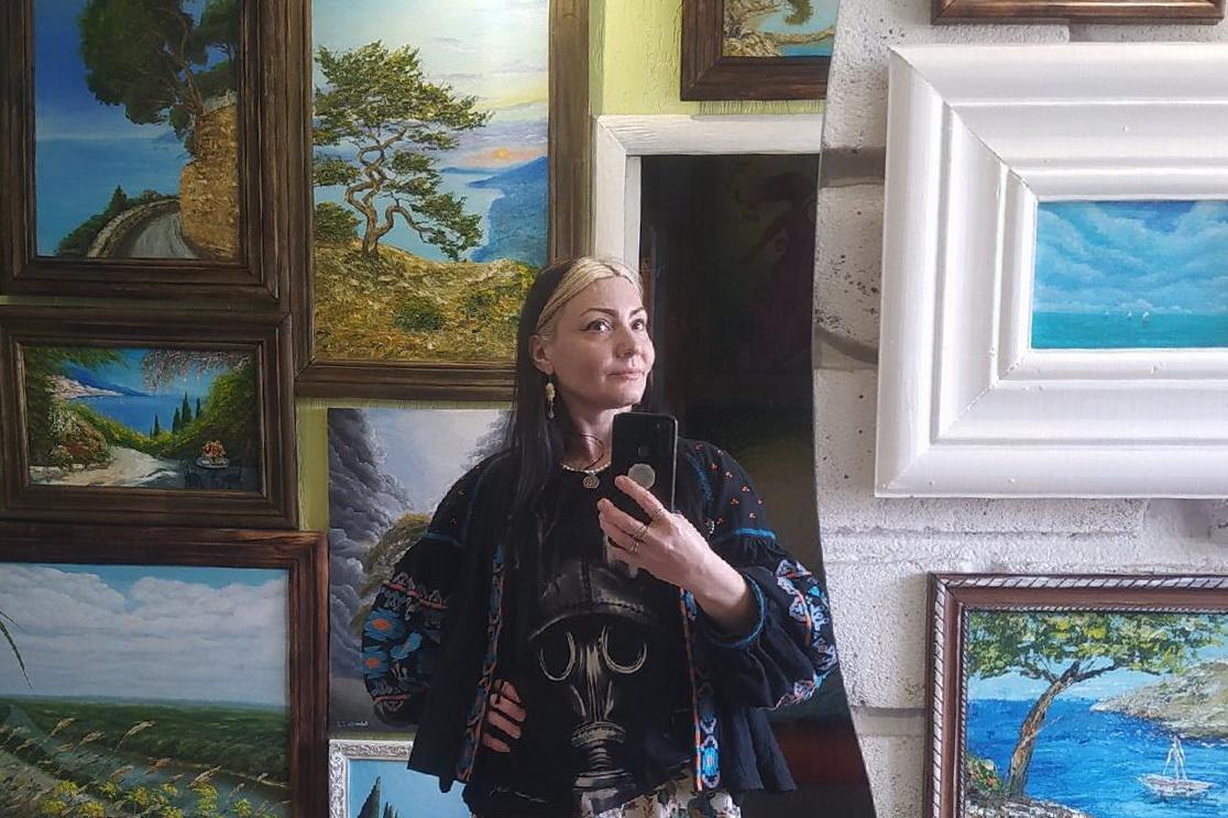 Фото – из архива Натальи Саврасовой