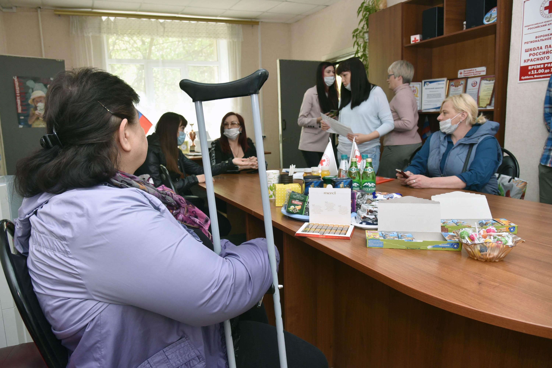 воронежское региональное отделение Российского Красного Креста