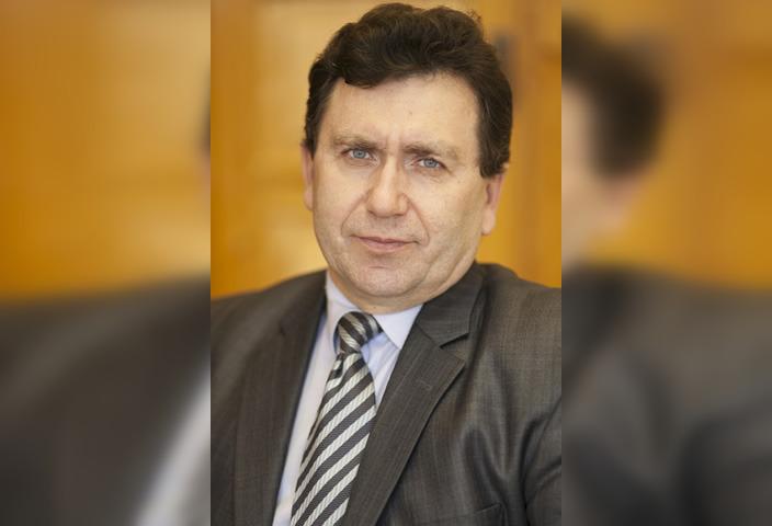 Владимир Перцев. Фото – с сайта ВГУ