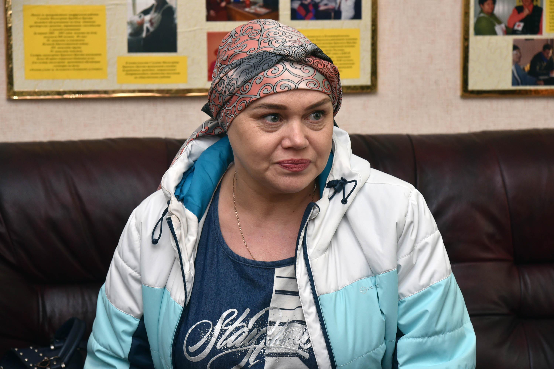 Наталья Остриченко