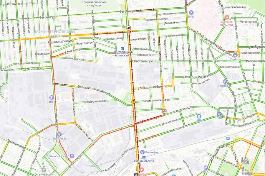 Скриншот– yandex.ru/maps
