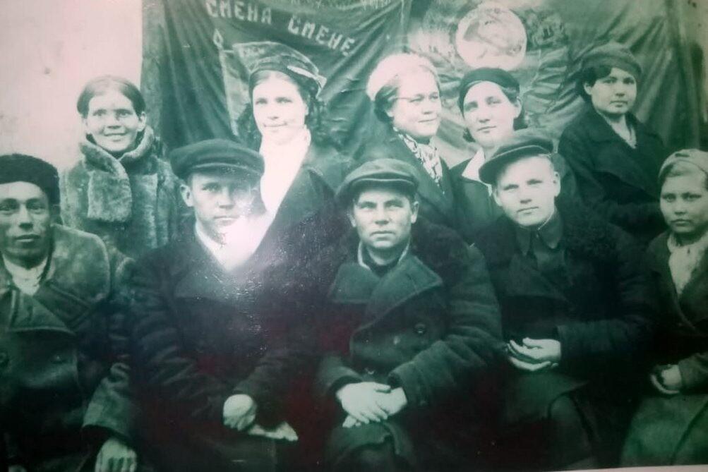 Фото – из архива Надежды Дмитриевой