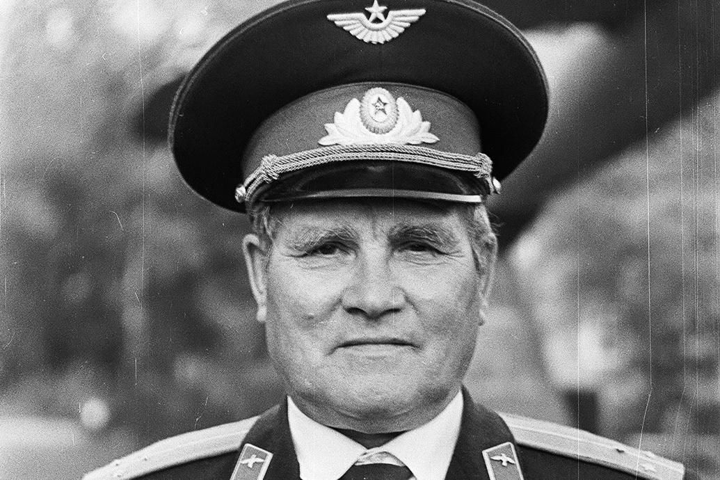 Михаил Девятаев. Фото – предоставлено Владимиром Чикильдиком