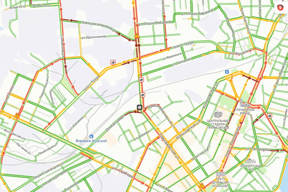 Скриншот yandex.ru/maps