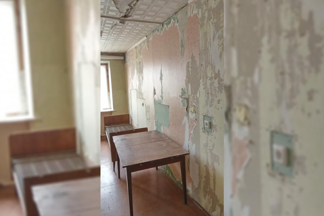 Общежитие Воронежского индустриального колледжа