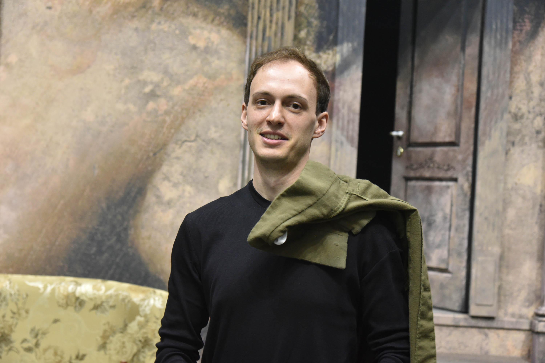 солист театра оперы и балета Федор Костюков