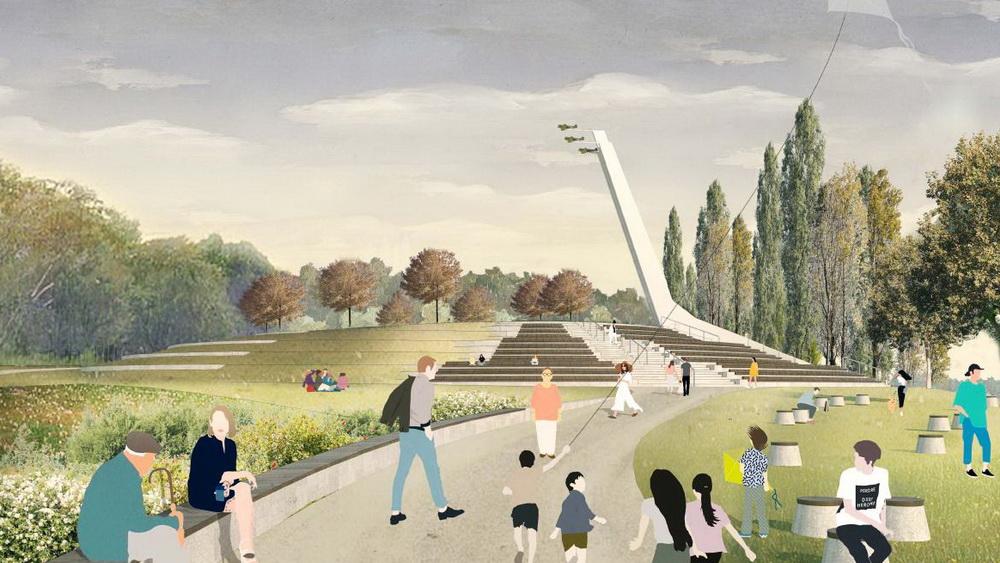 «Родной парк». Проект благоустройства парка «Юбилейный»
