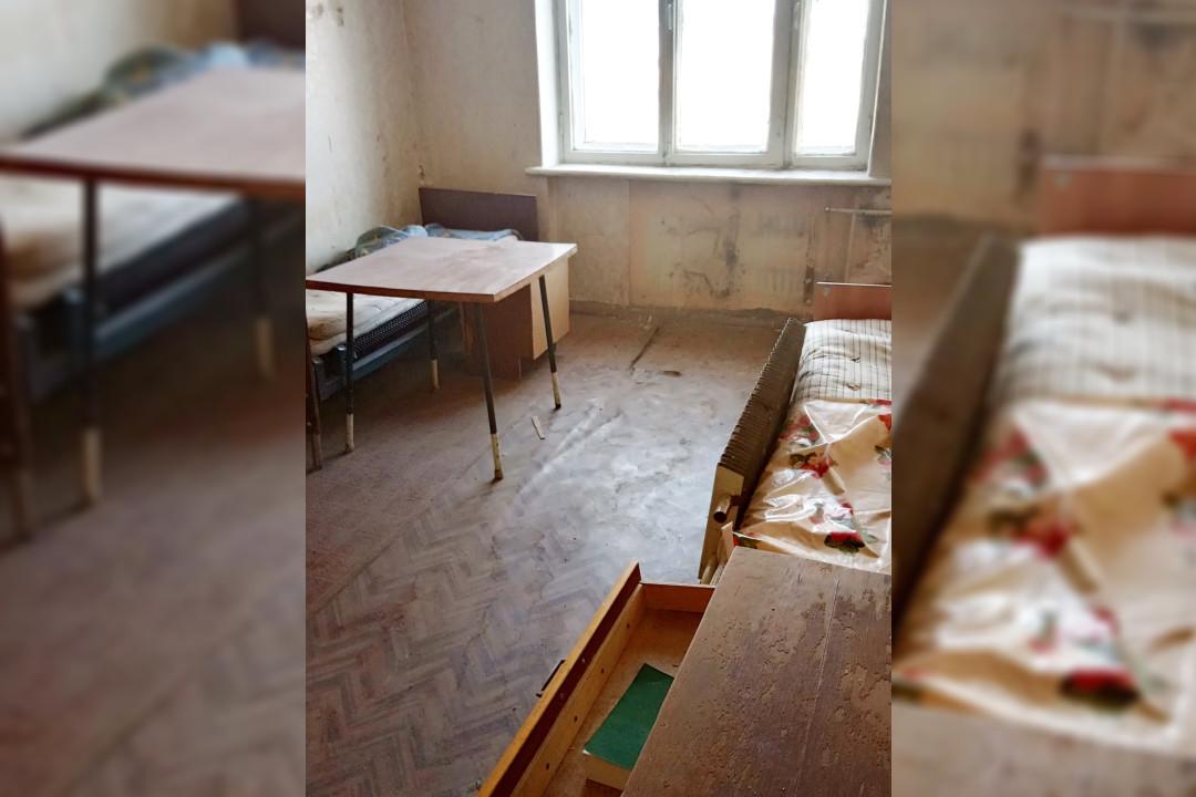 Общежитие Воронежского промышленно-экономического колледжа