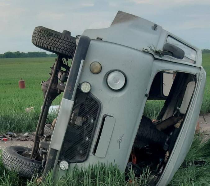 Смертельная авария с «буханкой» под Воронежем