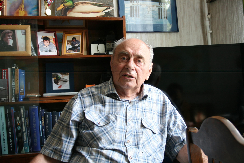 Георгий Костин (фото - Анастасия Сарма)