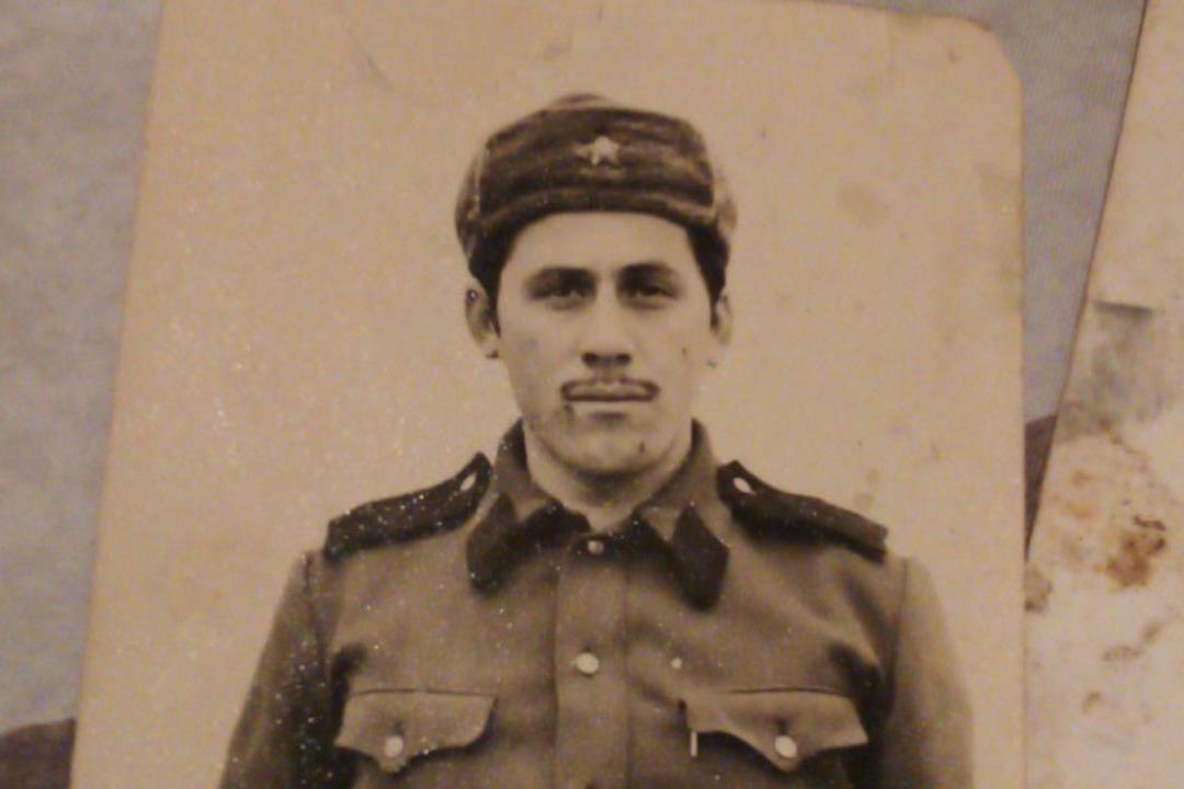 Сын Арсени Гагуа– Омари