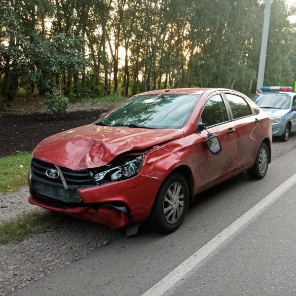 Сбили подростка на мопеде в Воронежской области