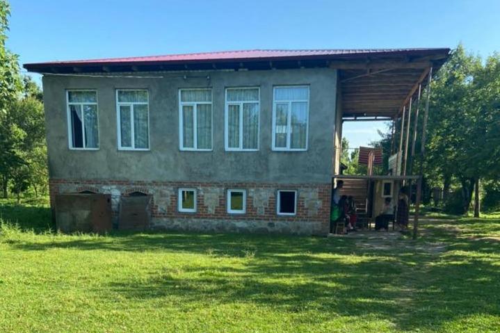 Дом семьи Гагуа