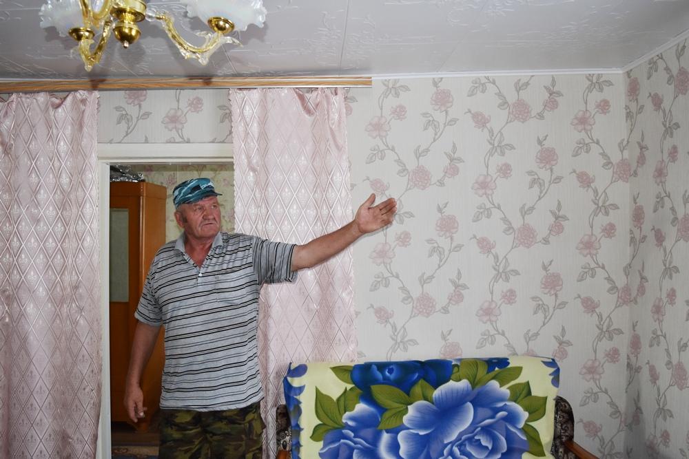 Петр Кретинин приобрел небольшой благоустроенный дом