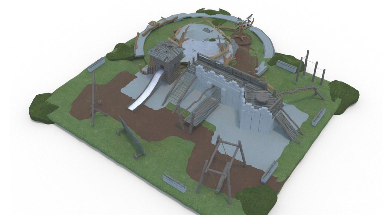 площадка«Дивноленд» в музее-заповеднике «Дивногорье»