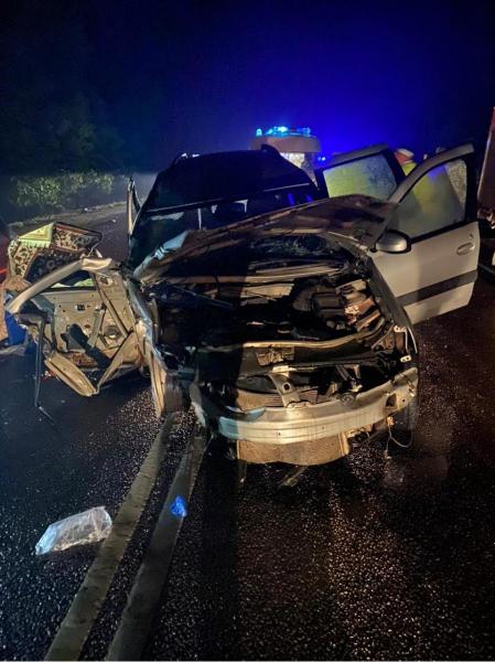 Массовая авария в Воронежской области