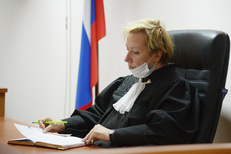 Судья Ольга Шингарева