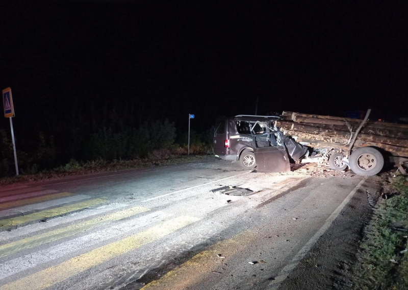 Авария с трактором и минивэном в Воронежской области: 2 погибли, 1 в больнице