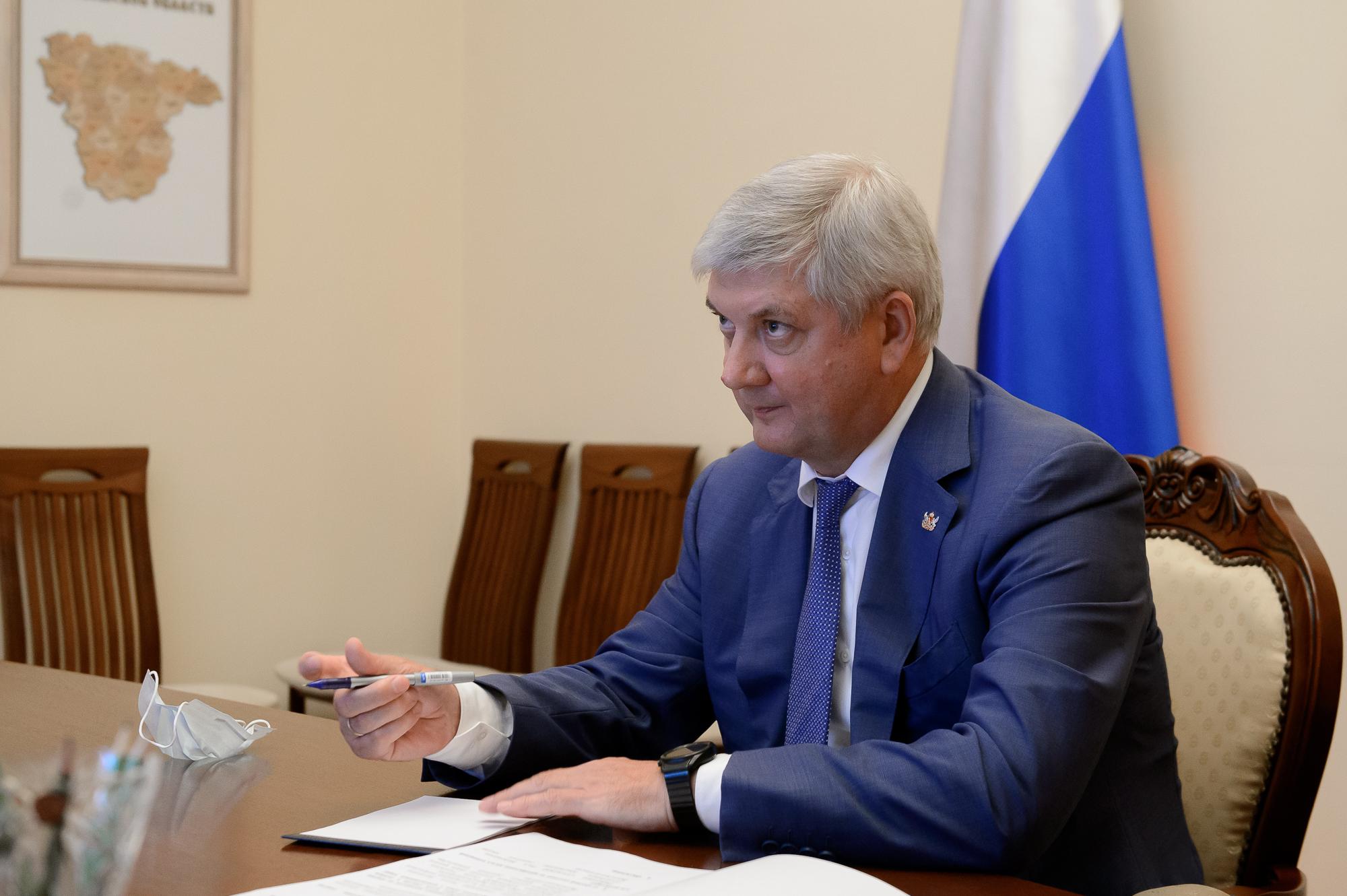 фото - пресс-центр правительства Воронежской области