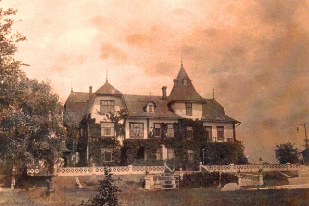 Усадебный дом Звегинцовых